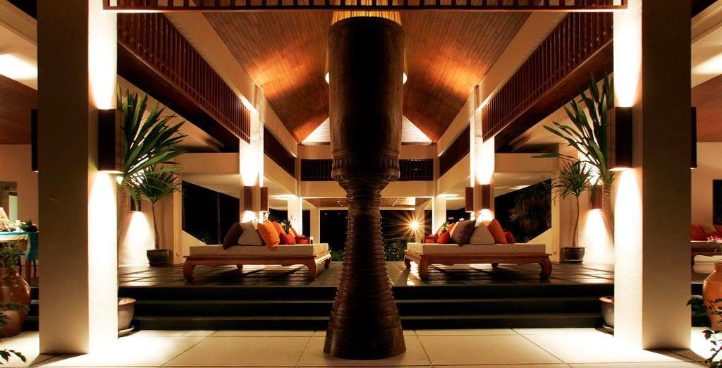 Voor een verblijf in het Dewa Phuket Resort 5*