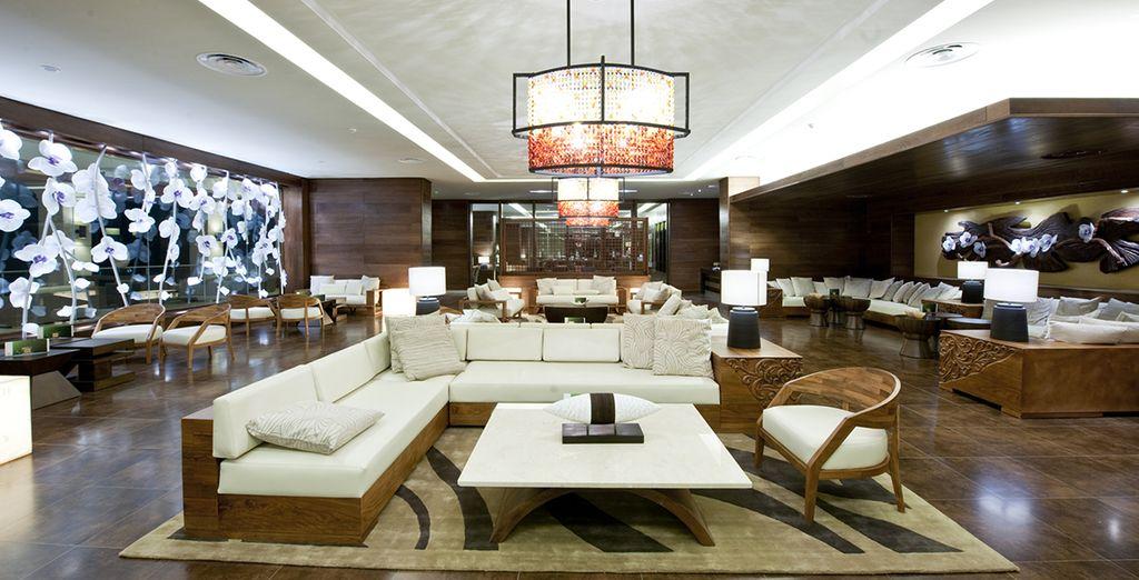 Welkom in hotel Barcelo Bavaro Palace Deluxe 5*