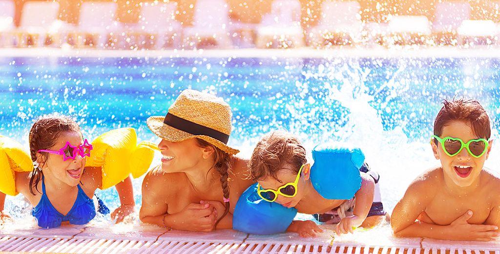 Een vakantie voor het hele gezin