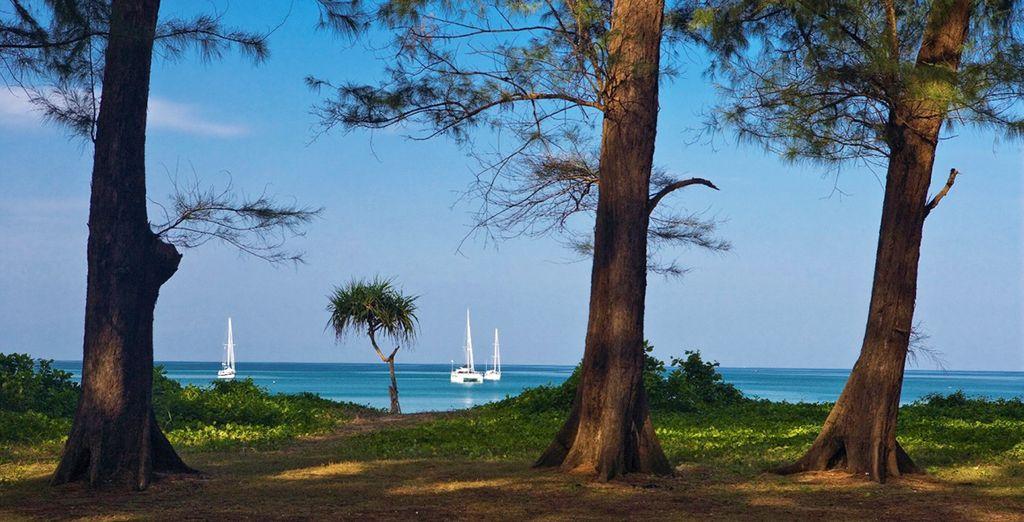 Verleng u reis naar met een verblijf in Phuket