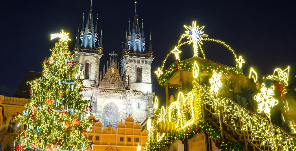 Kom deze winter en ontdek de gezellige kerstmarkt!