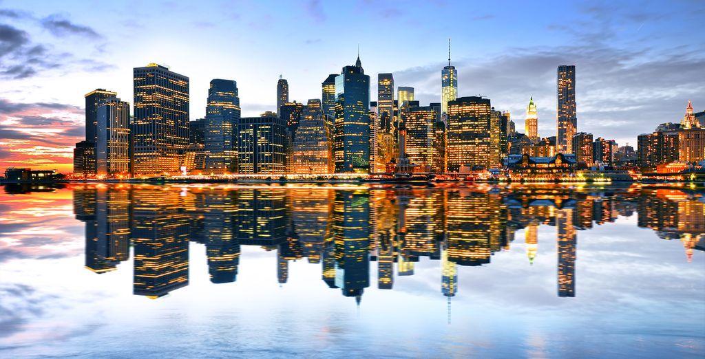 Ontdek wereldstad New York