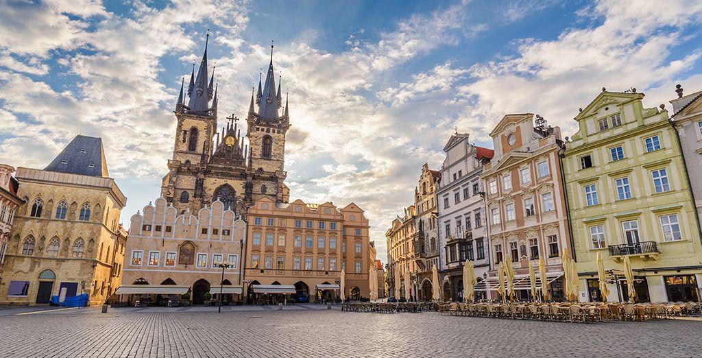 Zin in een uitstapje naar Praag?