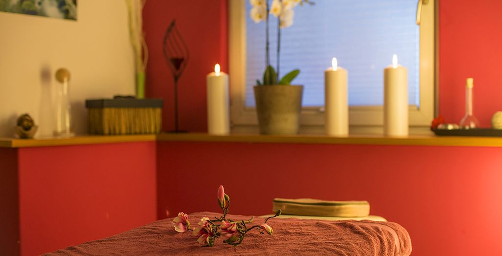 Indulge yourself with a pampering stay