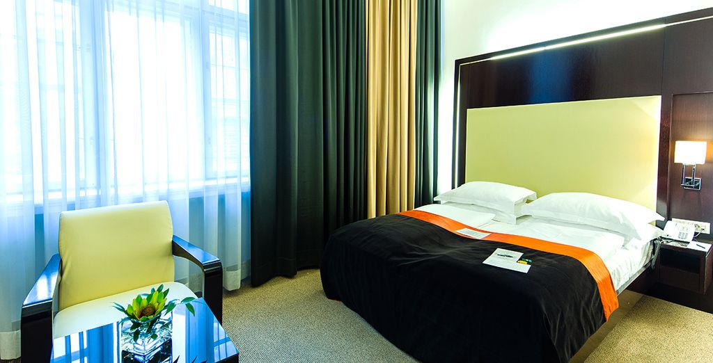 Stay at the Hotel The Levante Parliament 4 *