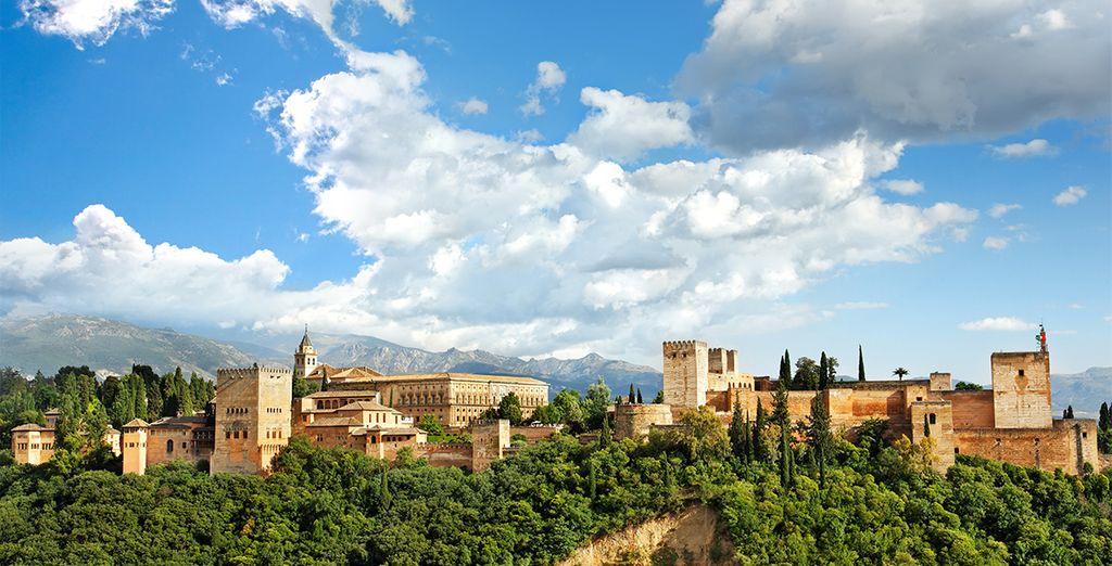 Granada has a unique history and culture