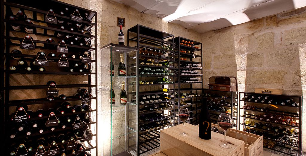 As well as the Wine Cellar