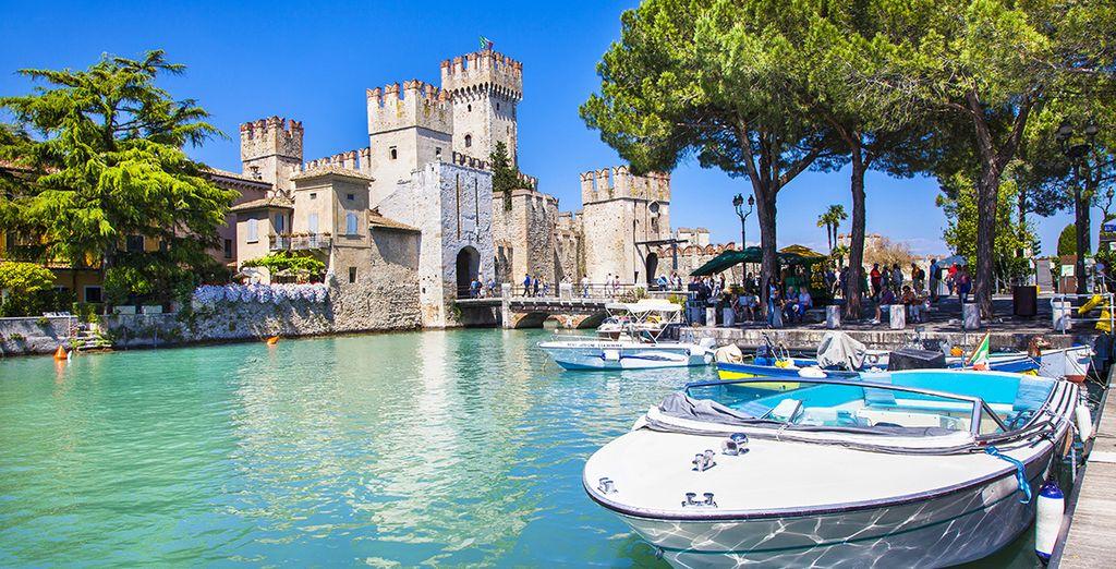 Or visit stunning Lake Garda