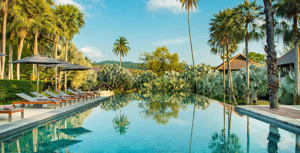 Picture yourself in Phuket...