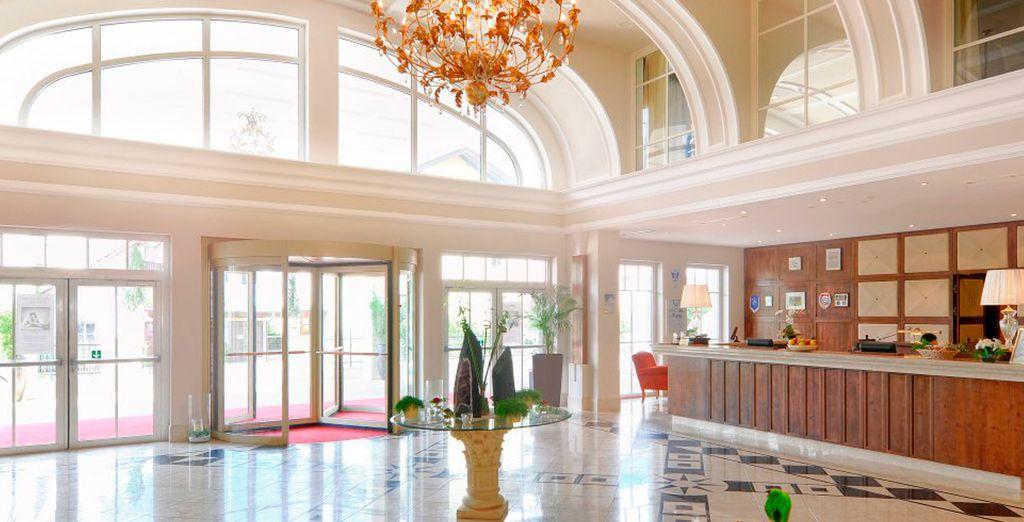 A luxurious 5* resort