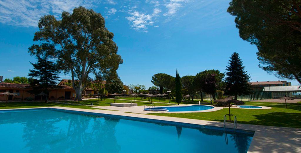 Welcome to Mas Solá! - Hotel Mas Sola 4* Girona
