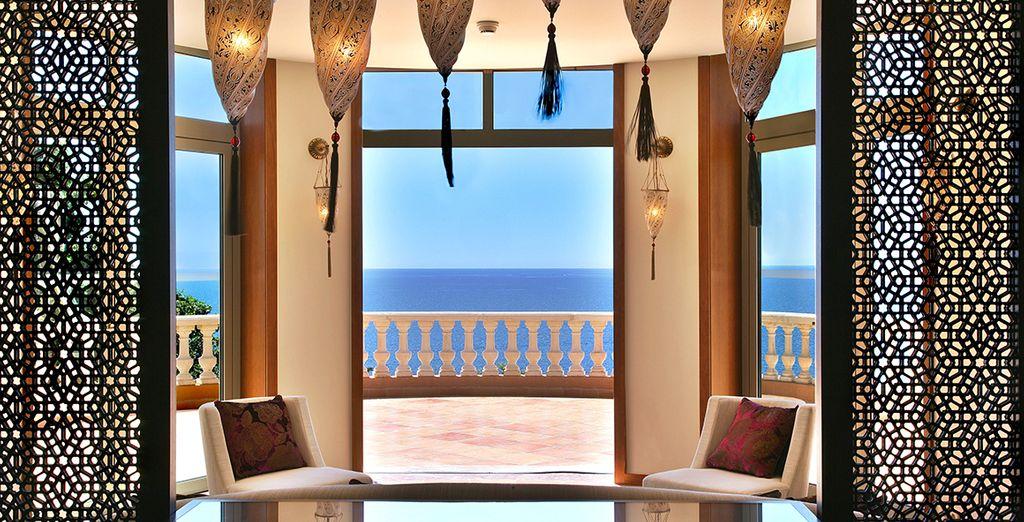 Welcome to the effortlessly stylish Tiara Yaktsa Côte d'Azur 5*