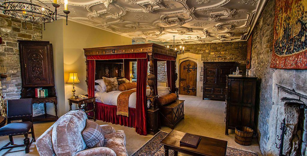 And opulent furnishings
