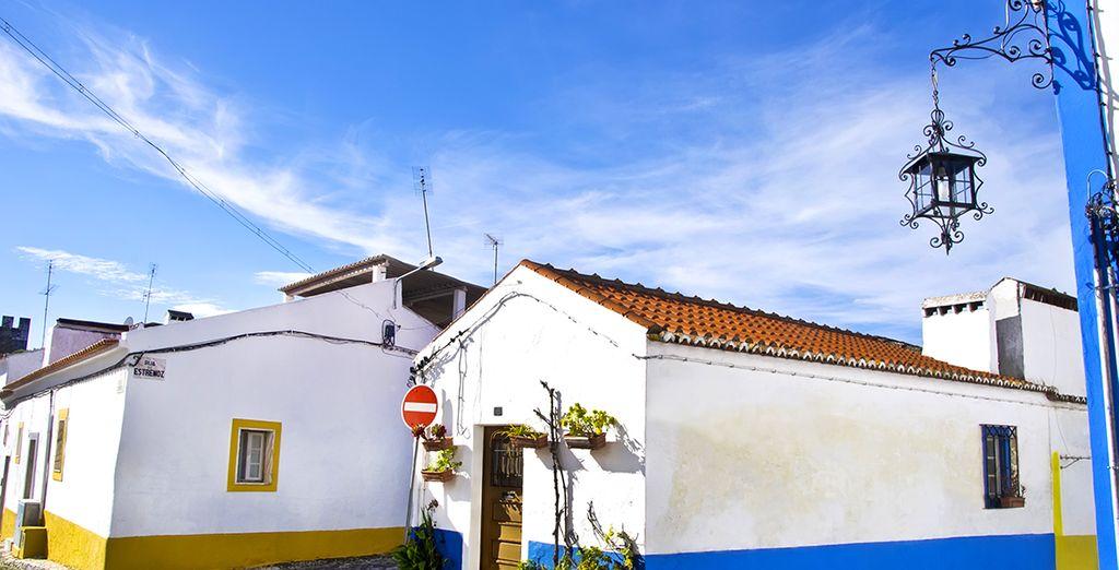 Enjoy your stay in Vila Viçosa!