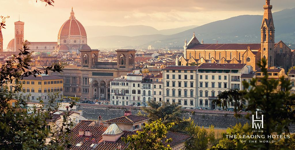 Revel in the numerous attractions of this Renaissance city