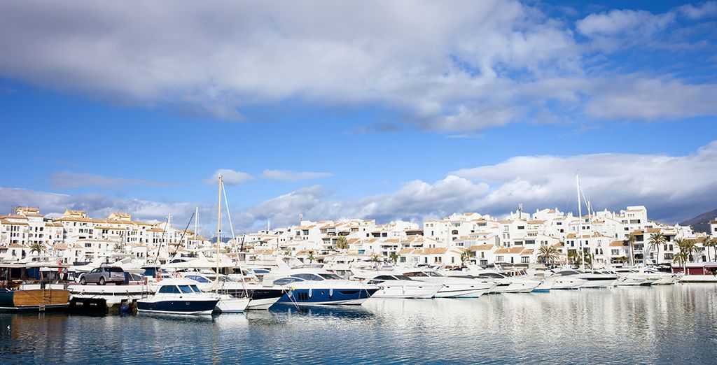 Relish the beauty of the Costa del Sol