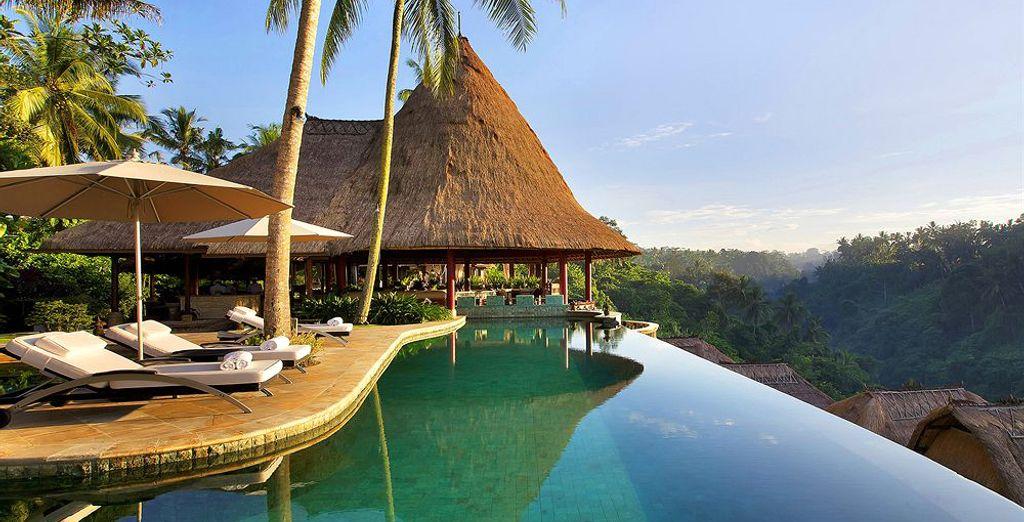 Be enchanted by Bali