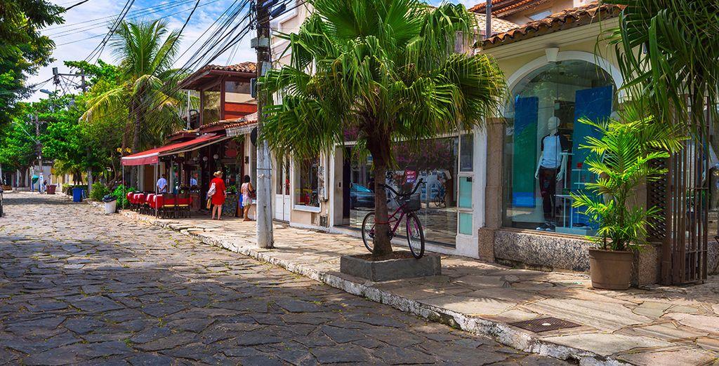 Visit Buzios in Brazil!