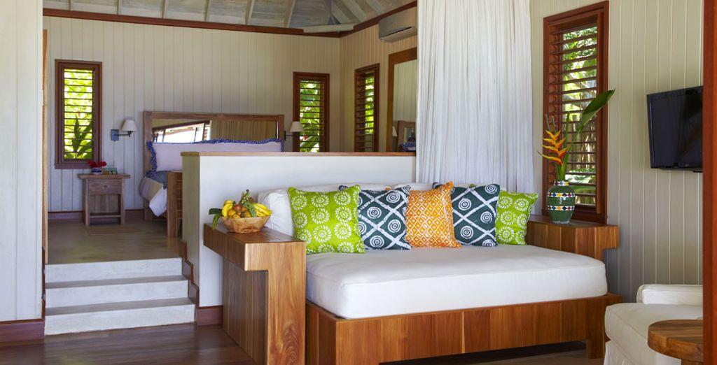 Or choose a One Bedroom Villa