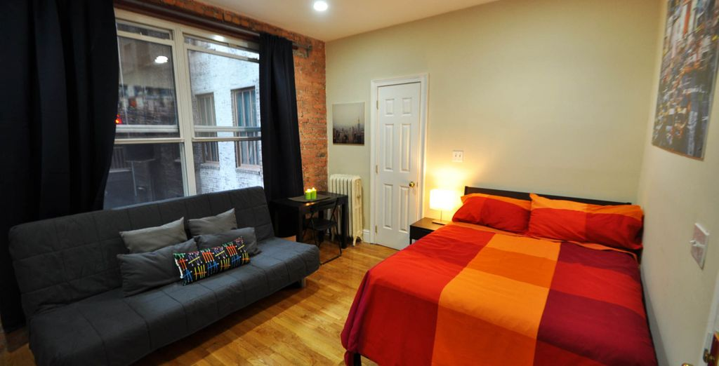 Exclusive Studio: Perfect for your exciting city break!
