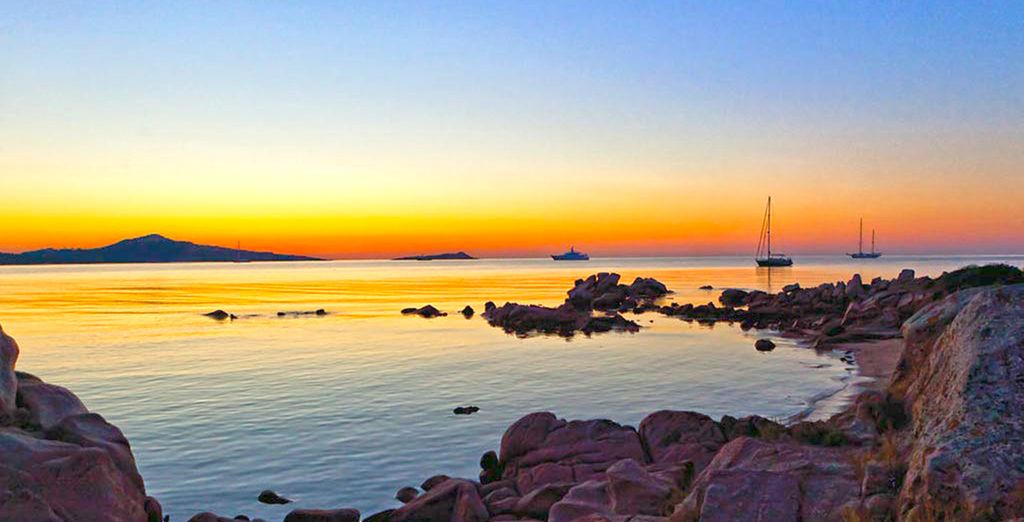 The beauty of Sardinia will stay with you long after you leave