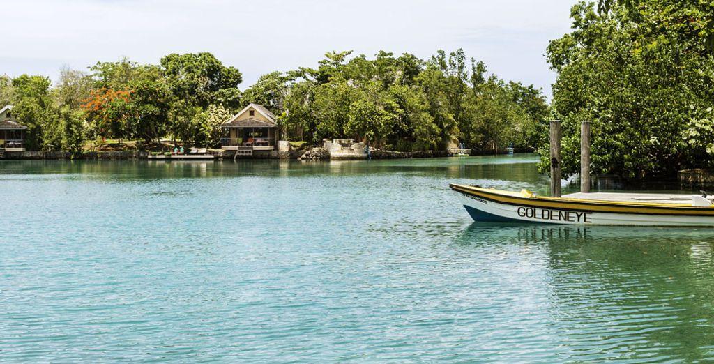 Revel in this splendid Caribbean setting