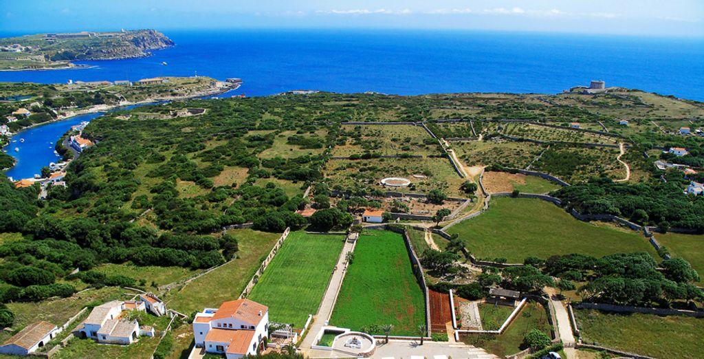 Enjoy a paradise escape to Menorca