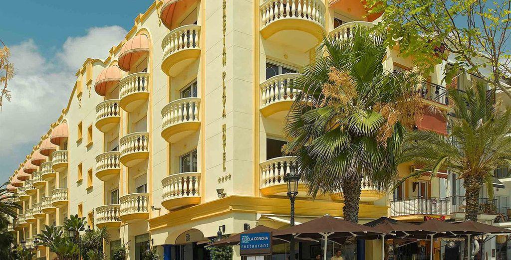 Лучшие отели в салоу испания 4 звезды