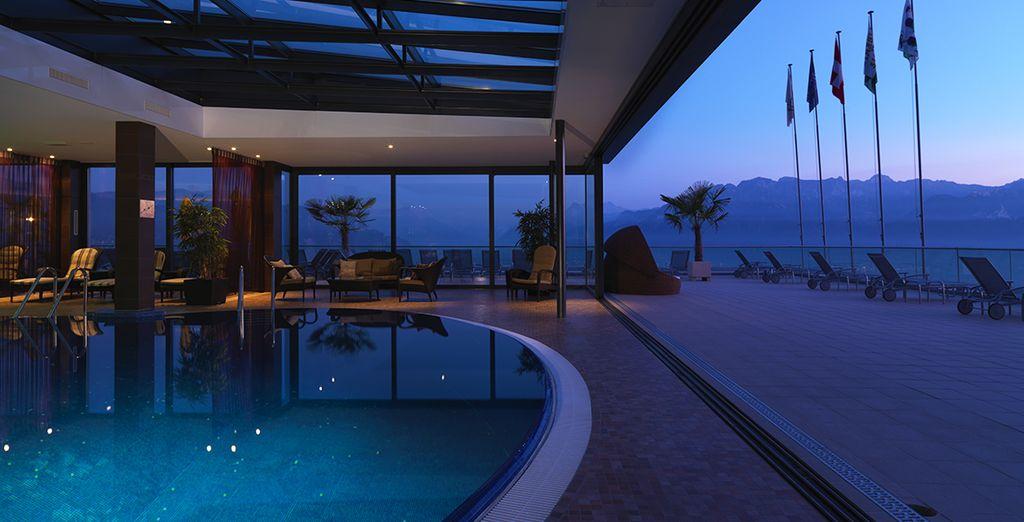luxury and pleasure