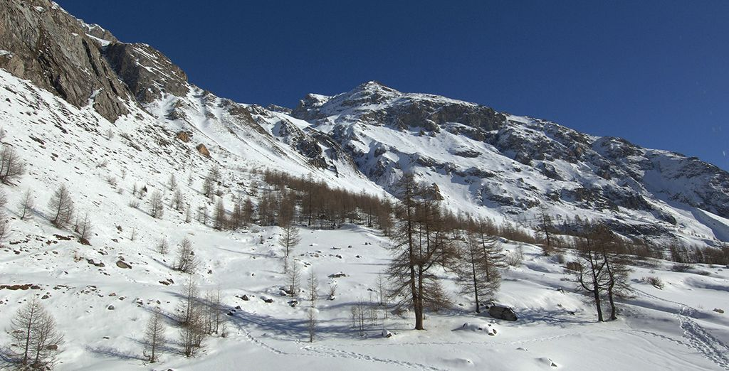 You will fall in love with Val d'Isere