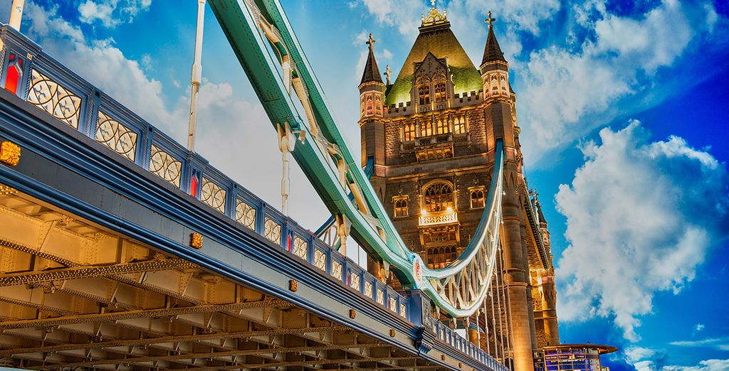 If the City doesn't suit you, head across the river to The Grange Tower Bridge 5*