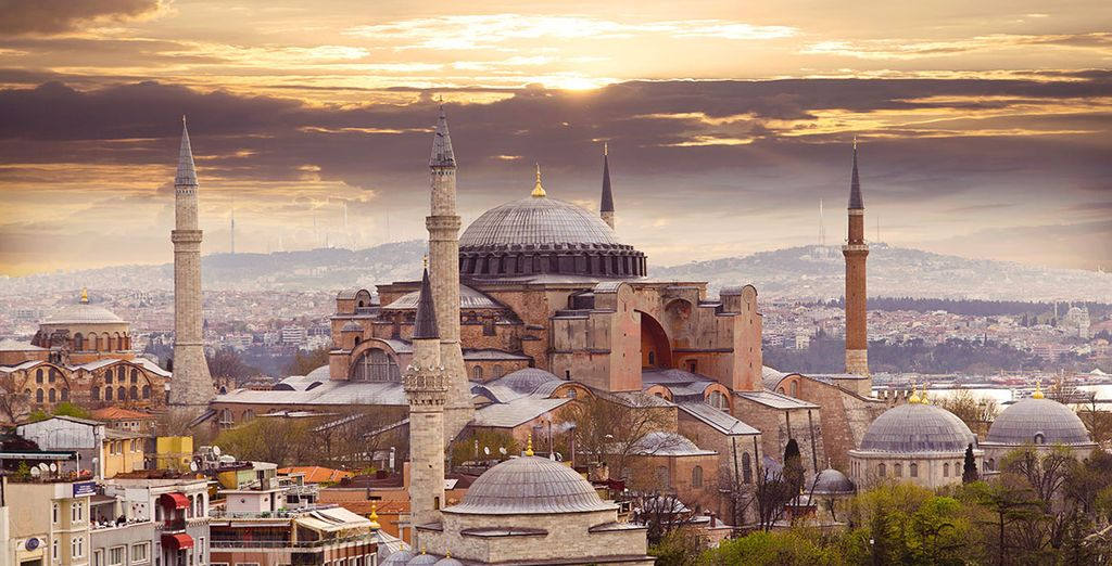Head to Istanbul!