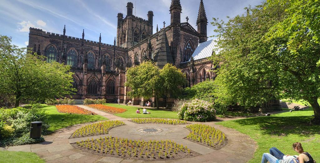 Hotel offers in Chester