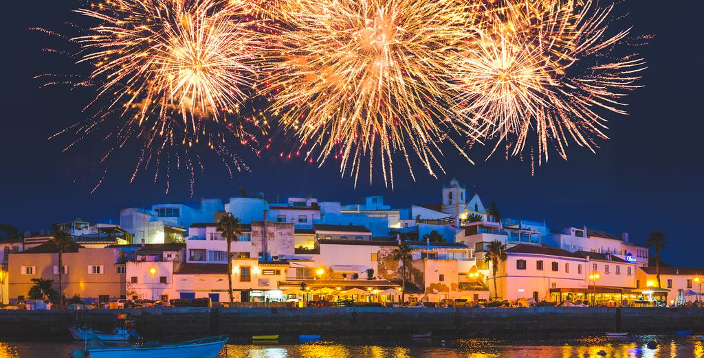 Celebrate the Festive Season and New Year abroad