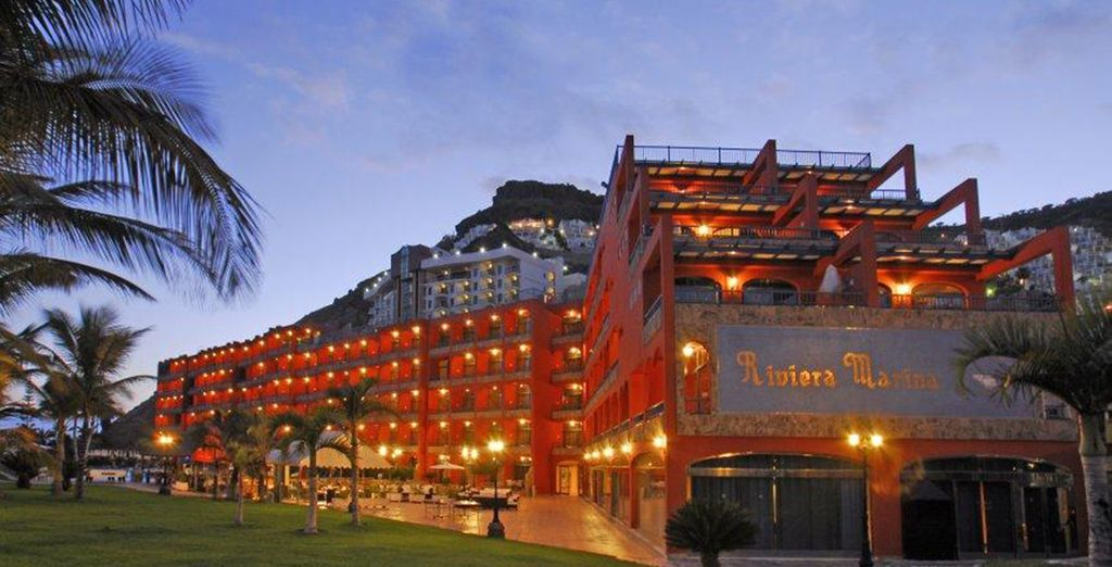 When you stay at the 4* Hotel Riviera Marina