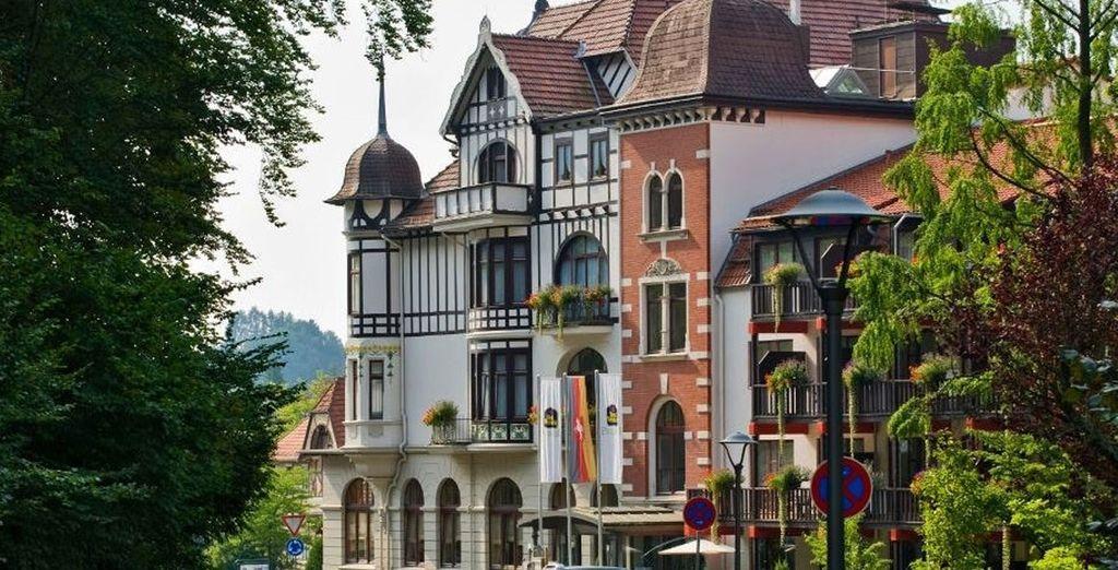 Best Western Plus Goebel's Vital Hotel Bad Sachsa 4*