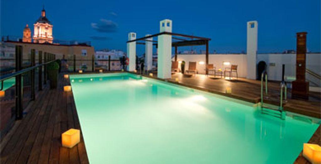 - Hotel Vincci Posada del Patio ***** - Malaga - Spain Malaga