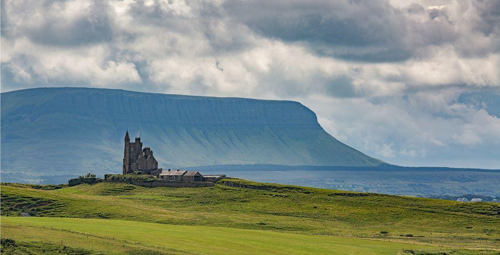 Witness breathtaking vistas