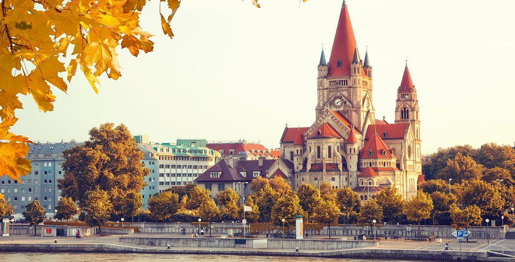 Welcome to Vienna - Le Meridien Vienna 5* Vienna
