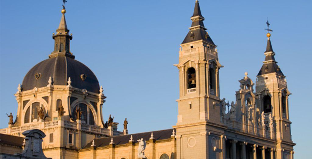 - NH Sanvy Hotel**** - Madrid - Spain Madrid