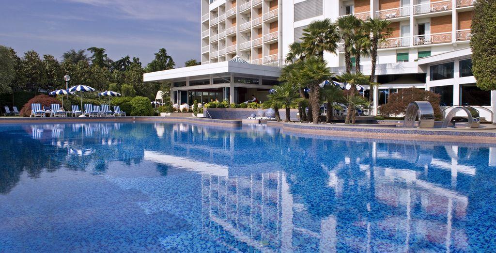A lovely 5* hotel