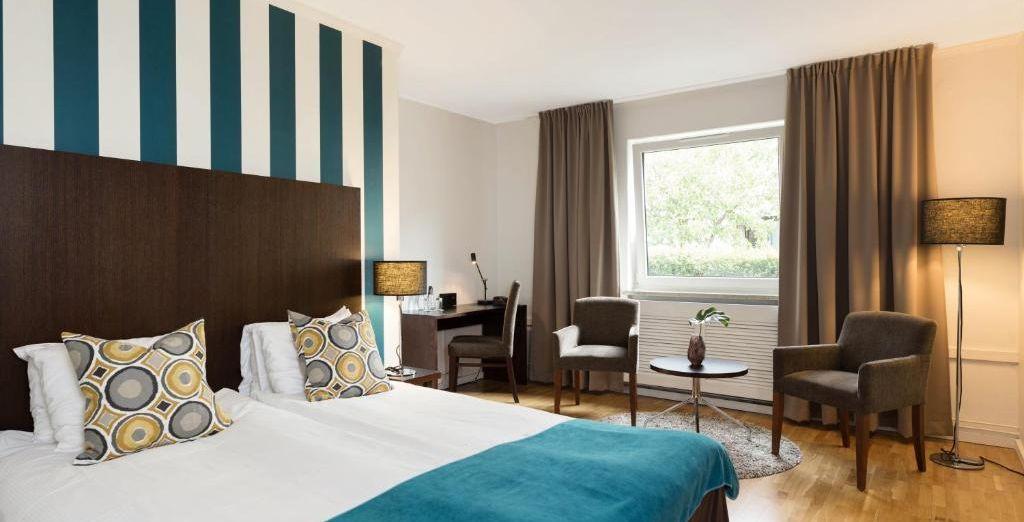 Hotel Garden Malmo - denmark holidays