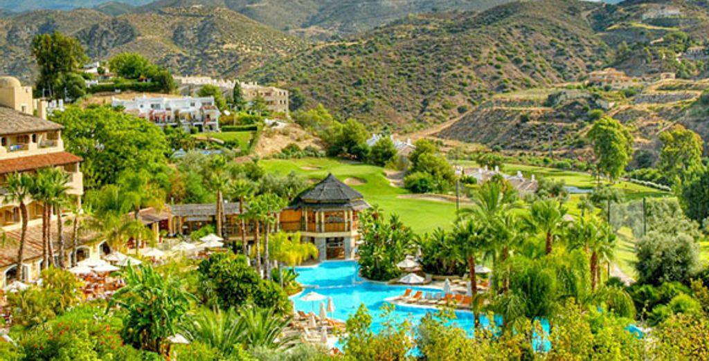 - Melia La Quinta Golf & Spa Resort***** - Marbella - Spain Marbella