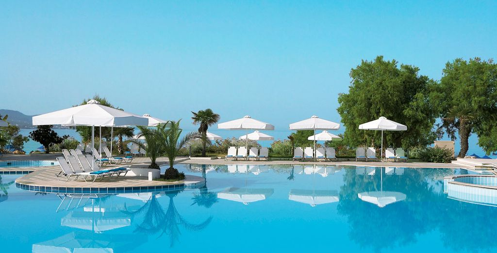 We've reserved a spot for you here - Filoxenia Hotel 4* Kalamata
