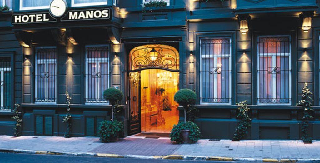 - Hotel Manos Premier***** - Brussels - Belgium Brussels