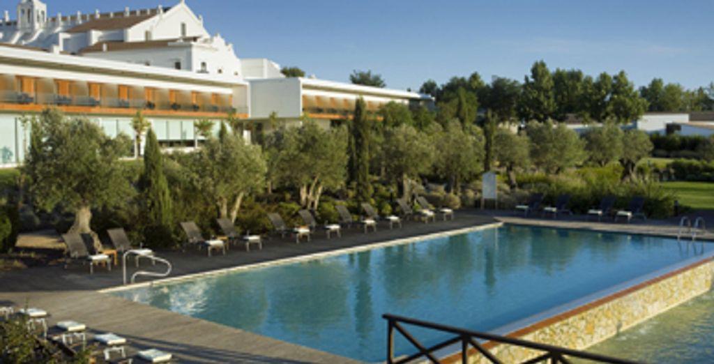 - Hotel Convento do Espinheiro***** - Evora - Portugal Evora