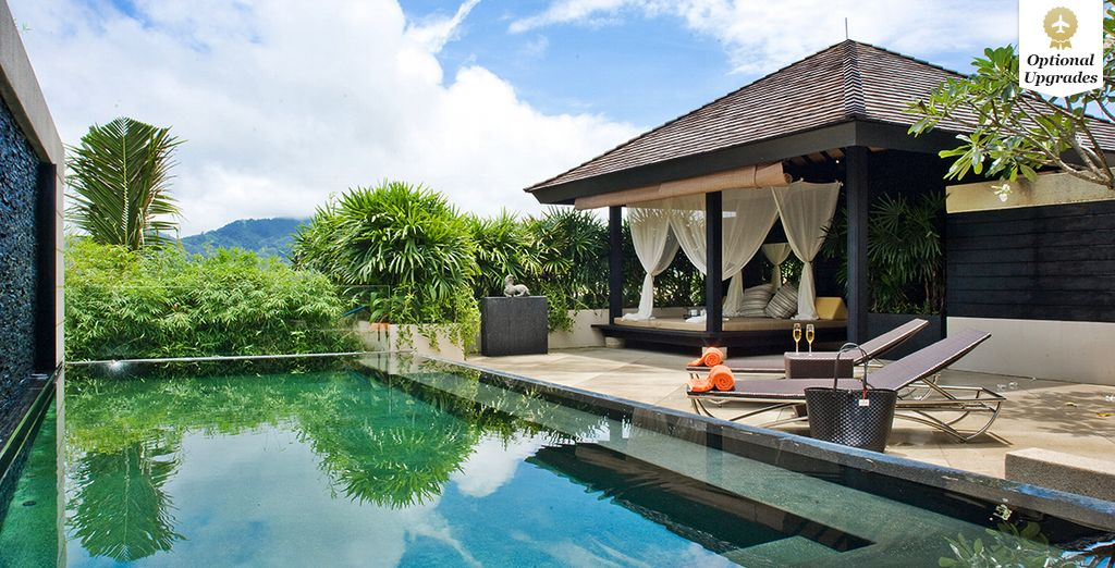 The Pavilions - nominated for Asia's Leading Honeymoon Resort & Thailand's Leading Spa Resort - The Pavilions 5* Phuket