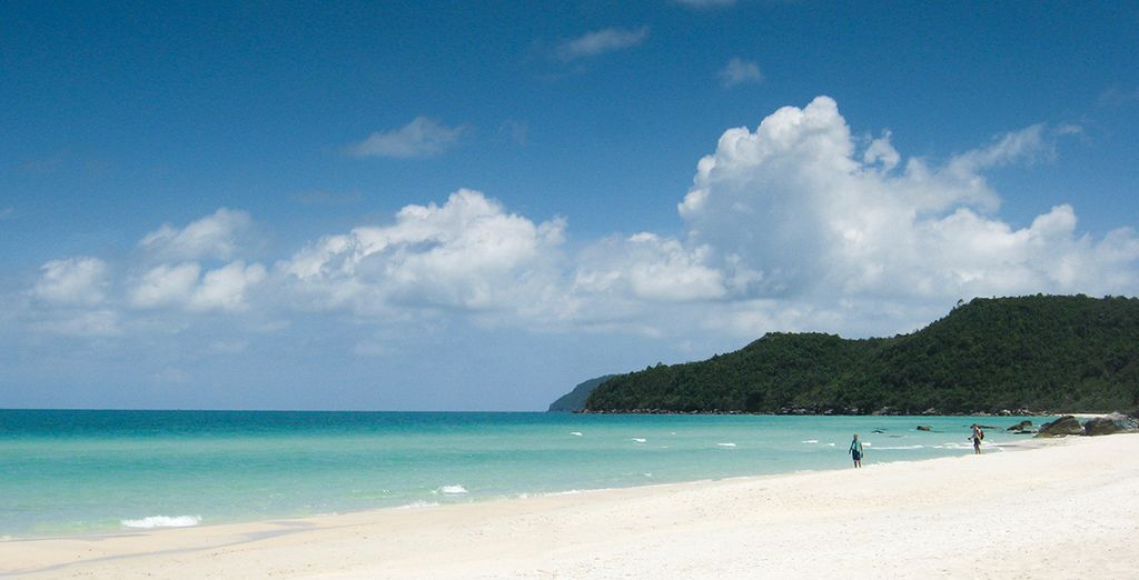 Discover the paradise island of Phu Quoc
