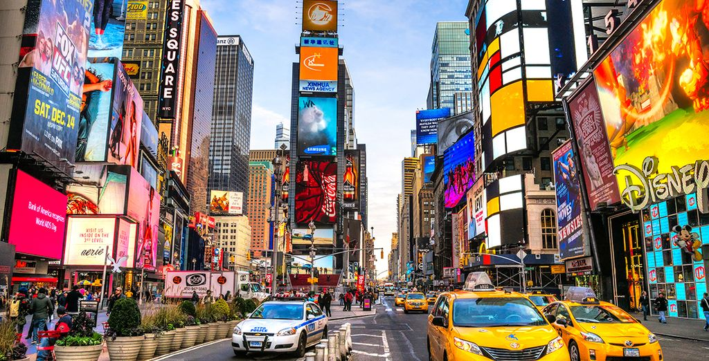 Last minute holidays to New York