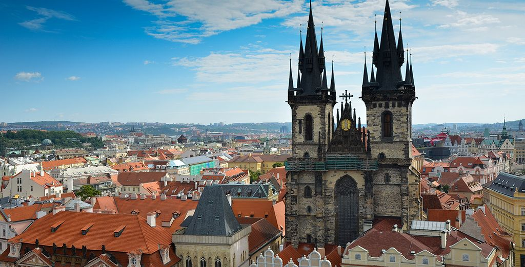 There is so much to see and do in Prague!